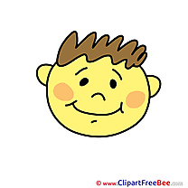Cheerful Pics Smiles free Cliparts