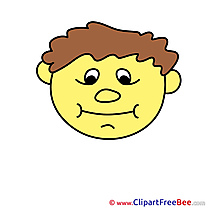 Disappointed Clipart Smiles Illustrations