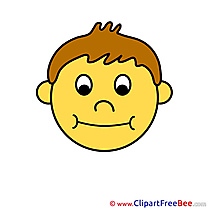 Disappointed free Cliparts Smiles