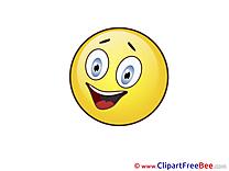 Glad Clipart Smiles Illustrations