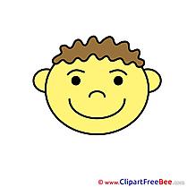 Gleeful Clipart Smiles Illustrations
