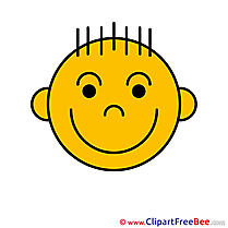 Jolly Smiles Clip Art for free