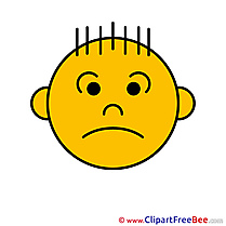 Sad download Clipart Smiles Cliparts