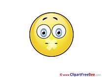 Silent free Illustration Smiles