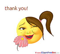 Thank You Pics Smiles free Cliparts