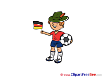 Clipart Soccer Football Illustrations