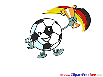 Cup Champion Clipart Football free Images