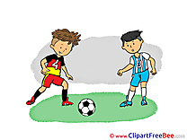 Defender Football download Illustration