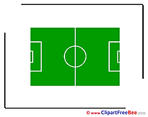 Filed Clipart Football Illustrations