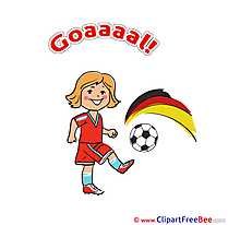 Germany Pics Football Illustration