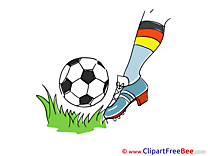 Leg Football free Images download