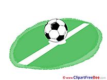 Line Pics Football free Cliparts