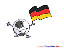 Mascot Germany Pics Football free Image