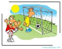 Soccer Goal Clip Art