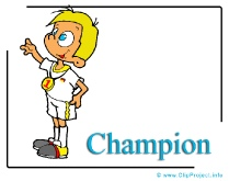 Winner Cartoon Clipart