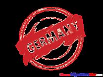 Germany Stamp download Illustration
