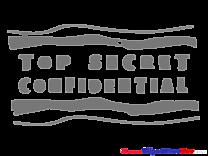 Top Secret free Illustration Stamp