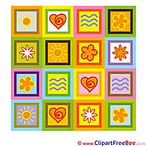 Decoration Summer download Illustration