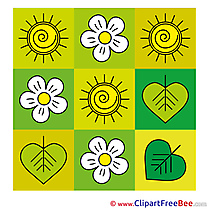 Flowers download Clipart Summer Cliparts