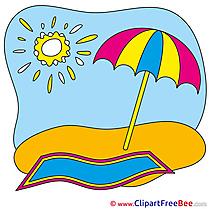 Parasol Pics Summer free Image