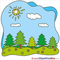 Sky Sun free Illustration Summer