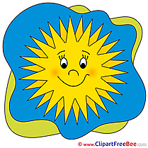 Sun Sky Clip Art download Summer