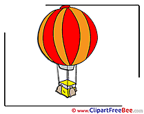 Air Balloon free Cliparts for download