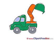 Excavator Pics free download Image