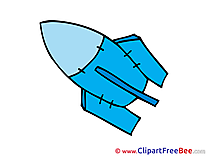 Rocket Clip Art download for free