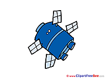 Satellite free Cliparts for download