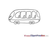 Tramway Pics download Illustration