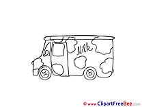 Van Pics free Illustration