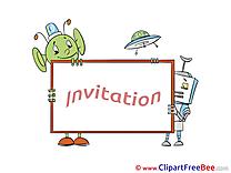 Invitations templates