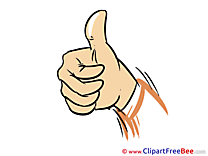 Pics Thumbs up Illustration