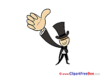 Smoking Clipart Thumbs up free Images