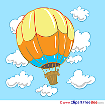 Air Balloon Sky Pics free Illustration