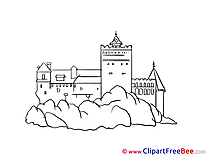 Castle free Illustration download