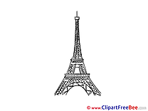 Eiffel Tower France free Illustration download