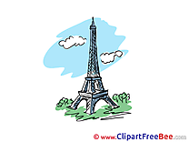 Eiffel Tower free Illustration download