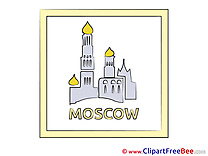 Russia Moscow Pics free Illustration