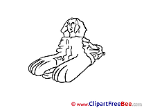 Sphinx free Cliparts for download