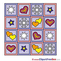 Decoration Hearts Pics Valentine's Day free Image
