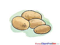 Potatoes Pics free download Image
