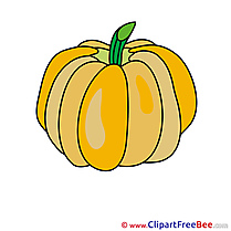 Pumpkin Cliparts printable for free