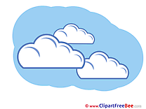 Image Clouds Sky download printable Illustrations
