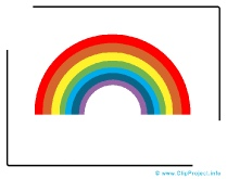 Rainbow Clipart Image free