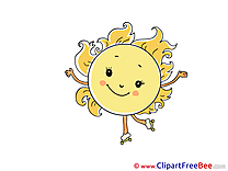 Rolling Sun Images download free Cliparts