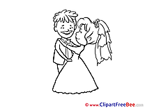 Couple Clip Art download Wedding