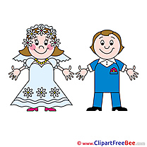 Married Couple Clipart Wedding free Images
