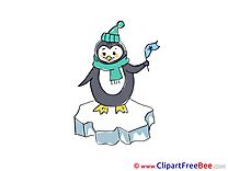 Penguin Clip Art download Winter